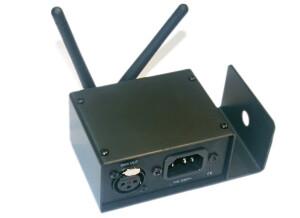 Electroconcept Récepteur/Répéteur DMX HF - HF-Repeater-V1