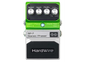 HardWire Pedals SP-7 Stereo Phaser