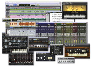 Avid Pro Tools MP 9