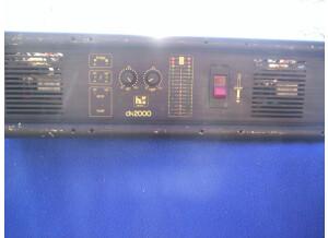 Hill Audio Ltd dx 2000