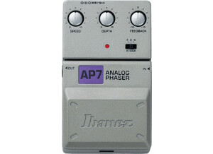 Ibanez AP7 Analog Phaser