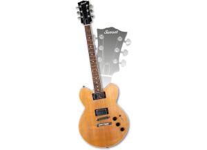 Sunset Guitars Soloist