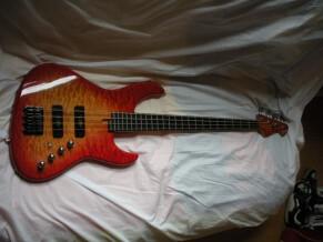 GB Guitars Spitfire