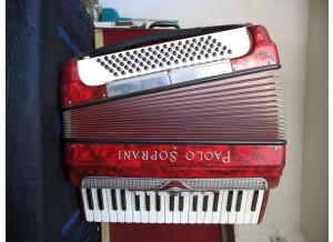 Paolo Soprani CHROMATIQUE TOUCHES PIANO ANNÉES 70/80