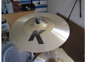 Zildjian K Custom Hybrid Crash 18""
