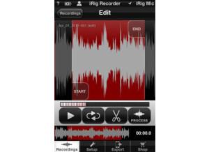 IK Multimedia iRig Recorder