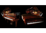 Imperfect Samples Steinway 1908 Walnut Concert Grand