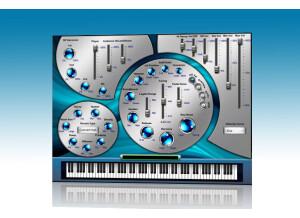 Sound Magic BlueStone Piano