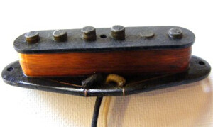 Bare Knuckle Pickups '63 Veneer Board set