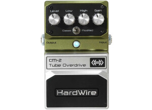HardWire Pedals CM-2 Tube Overdrive