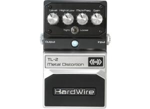 HardWire Pedals TL-2 Metal Distortion