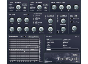 DSK Music TechSynth PRO