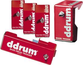 Ddrum Acoustic Pro Triggers Kit