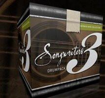 Toontrack Songwriters Drumpack 3