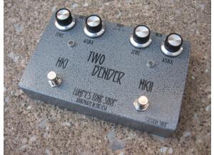 Lumpys Tone Shop MKI et MKII Tone Bender