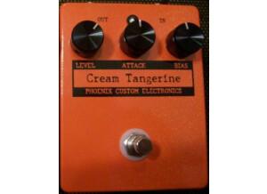 Phoenix Custom Electronics Cream Tangerine