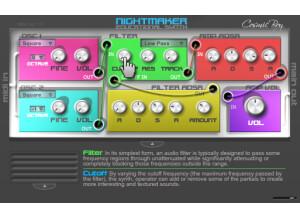 Nightmaker Studios Educational Synth
