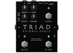 Psionic Audio Triad V2