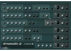 E-Phonic Drumatic 2.2 [Freeware]