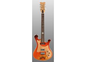 Bootleg Guitars & Basses Bootleg Custom