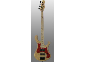 Bootleg Guitars & Basses Dawg Bass