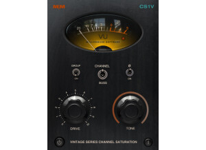 Mellowmuse CS1V Channel Saturator