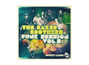 Loopmasters Baker Brothers Funk Session Vol 2