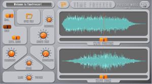 Physical Music TimeFreezer v2