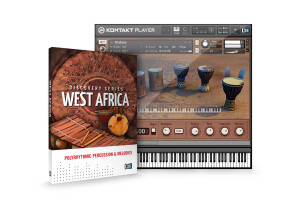 Native Instruments West Africa