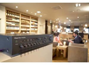 Bosch Communications Systems Plena Easy Line Economy Mixer Amplifier