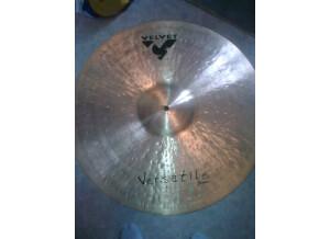 """Velvet Cymbals Versatile Ride 21"""""""