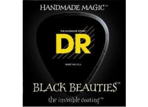 Dr Strings Black Beauties Electric