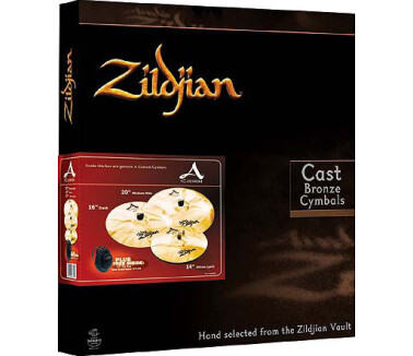 Zildjian 4 Matched Set Pack