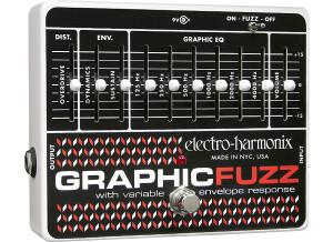 Electro-Harmonix Graphic Fuzz XO