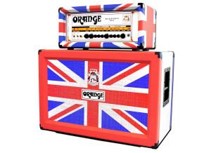 Orange Limited Edition Union Jack Rockerverb 50 MKII / 2x12 Cab Set