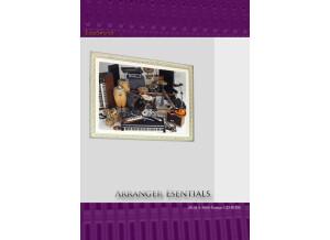 Edge Sounds Arranger Essentials CD-ROM for AKAI