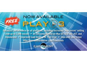 EastWest PLAY 3