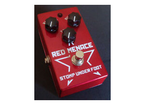 Stomp Under Foot Red Menace