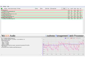 Nugen Audio LMB - Loudness Management Batch Processor