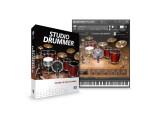Vends Native Instruments Studio Drummer