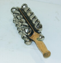 Cosmic Percussion Handheld Sleigh Bells
