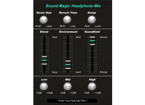 Sound Magic Headphone Mix 2