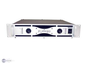 Omnitronic P-1500
