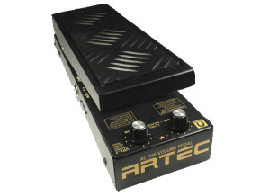 Artec VPL-1 Active Boost Pedal with Volume Control