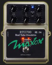 Maxon RTO700 Real Tube Overdrive