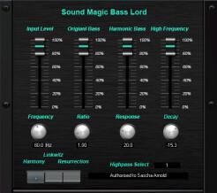 Sound Magic Bass Lord