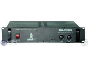 Boost PA 2200