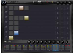 White Noise Audio Software Genome MIDI Sequencer