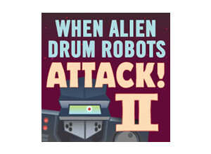 Loopmasters When Alien Drum Robots Attack 2