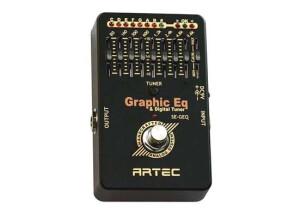 Artec SE-GEQ Graphic EQ & Tuner